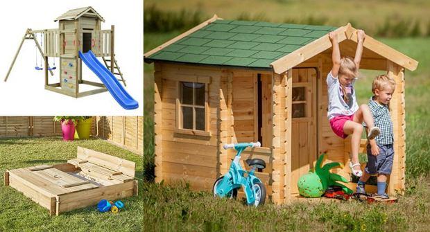 Plac zabaw do ogrodu - jak wybrać? Przegląd modeli