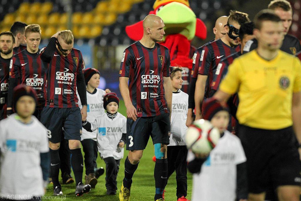 Pogoń Szczecin wygrała drugi mecz z rzędu