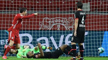 Robert Lewandowski bohaterem hitu Bundesligi! Gol w ostatniej minucie meczu!
