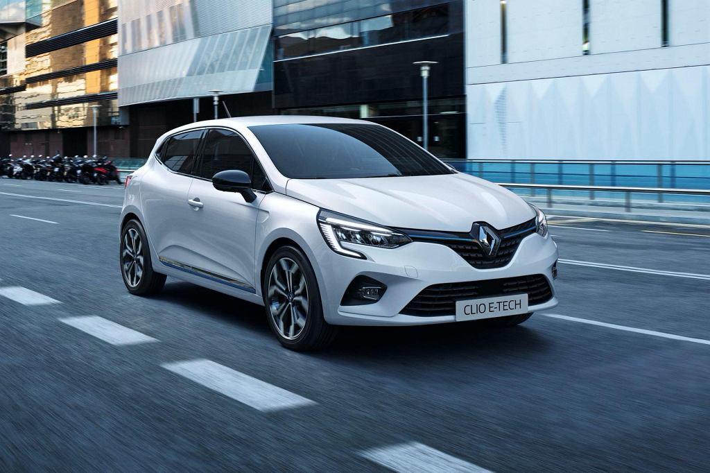 Renault Clio E-Tech i Captur E-Tech