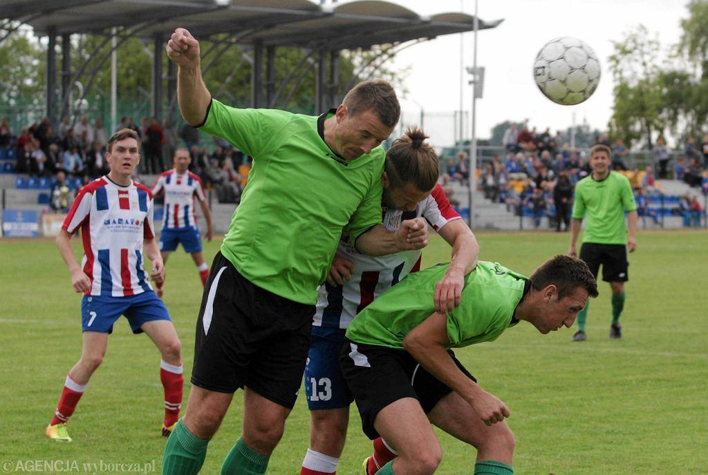 Finał Pucharu Polski na szczeblu okręgu 2015 - Łysica Bodzentyn - Wisła Sandomierz