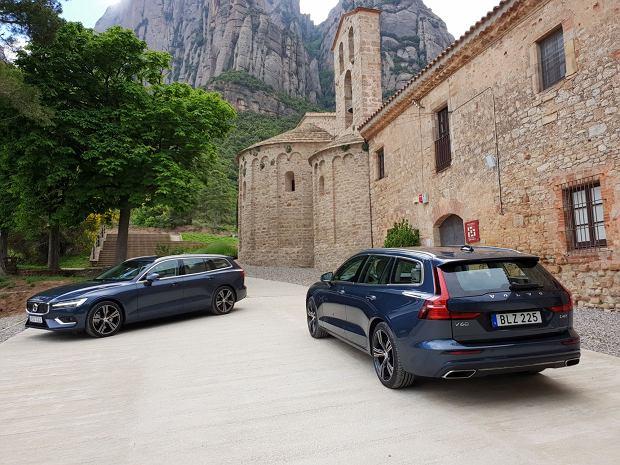 Nowe Volvo V60