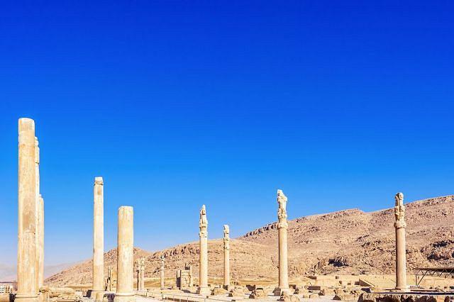 Nowy kierunek: Iran, Persepolis