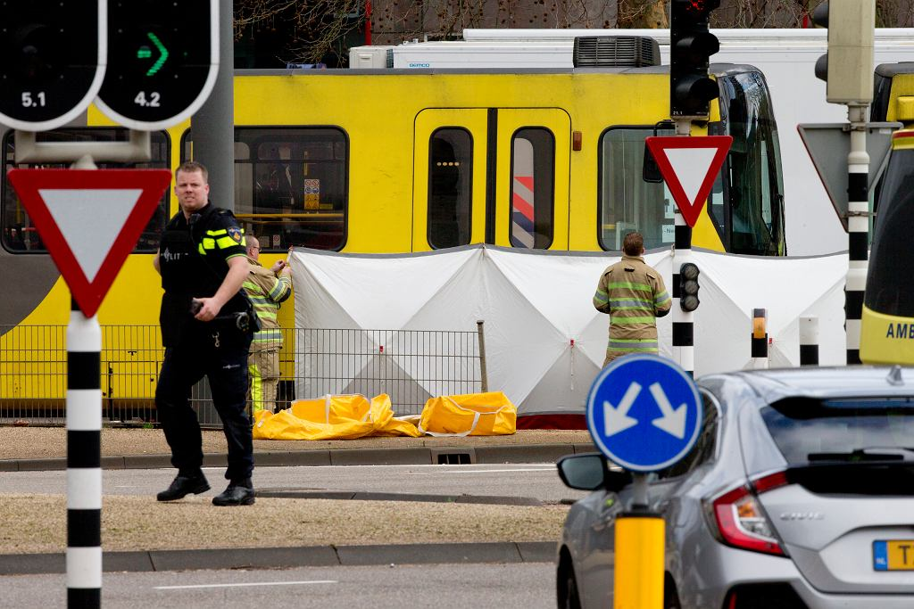 Strzelanina w Utrecht