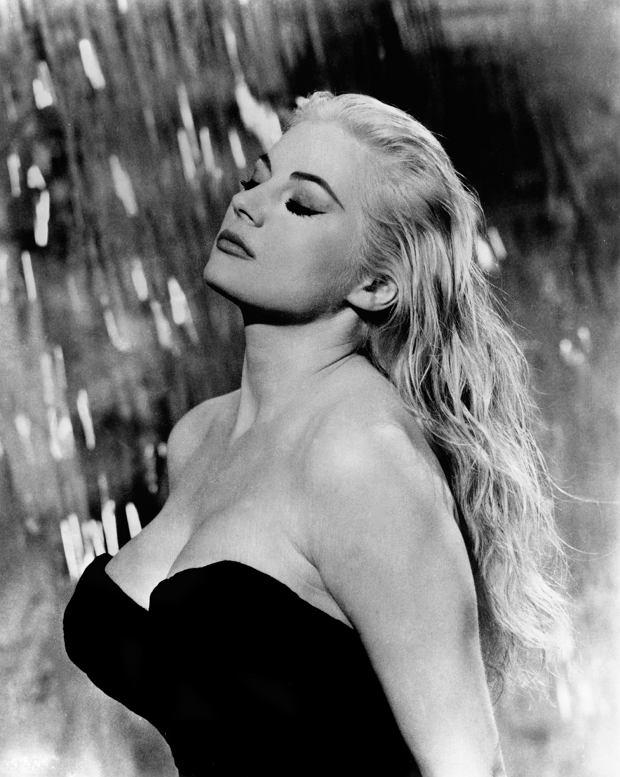 !LA DOLCE VITA, Anita Ekberg, 1960