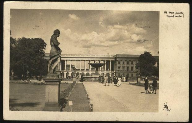 Zdjęcie ze zbiorów Wytwórni Fotograficznych Kart Widokowych.