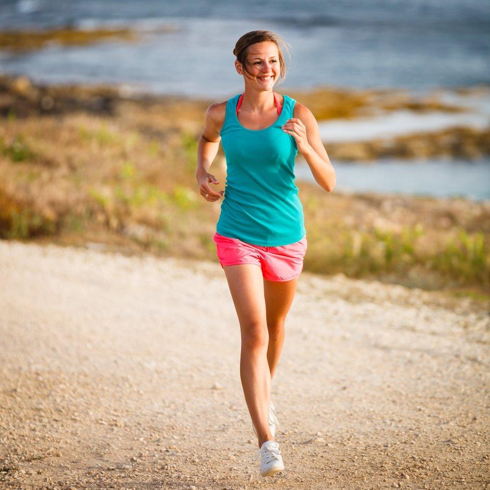 Spacery, marszobiegi i biegi szybko doprowadzą cię do formy sprzed ciąży - albo nawet lepszej!