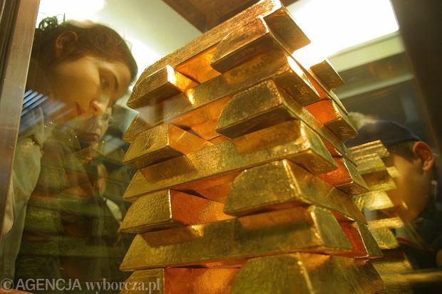 Sztabki złota. Dni otwarte w NBP