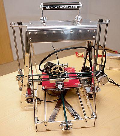 komputery, akcesoria komputerowe, testy, Drukowanie 3D: testujemy najnowsze technologie, Drukarka 3D CB-printer, cena: 1750 euro