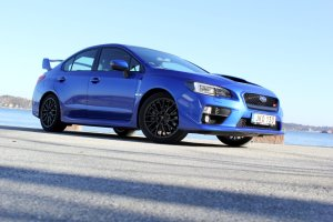 Subaru WRX STI | Pierwsza jazda | Poprawiona ikona
