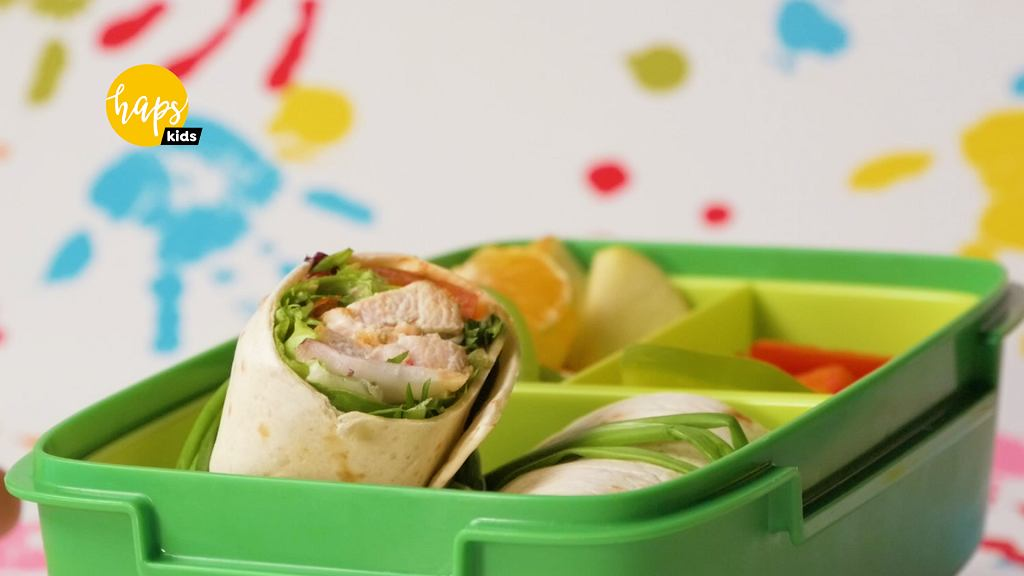 haps kids lunchbox