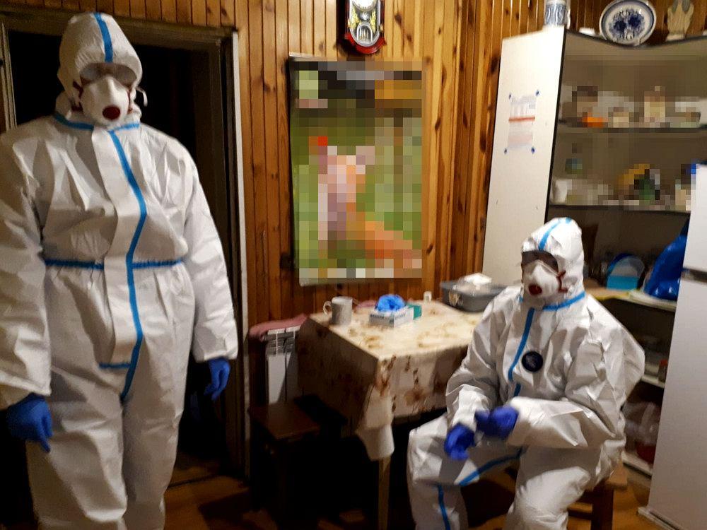 Otwock. Ukrainiec zachorował na COVID-19. Został wyrzucony z mieszkania