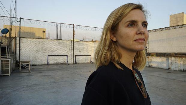 Mariana van Zeller (fot. National Geographic)
