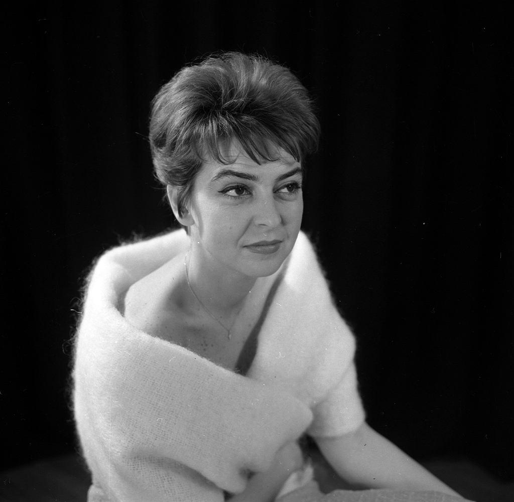 Rena Rolska w 1961 roku