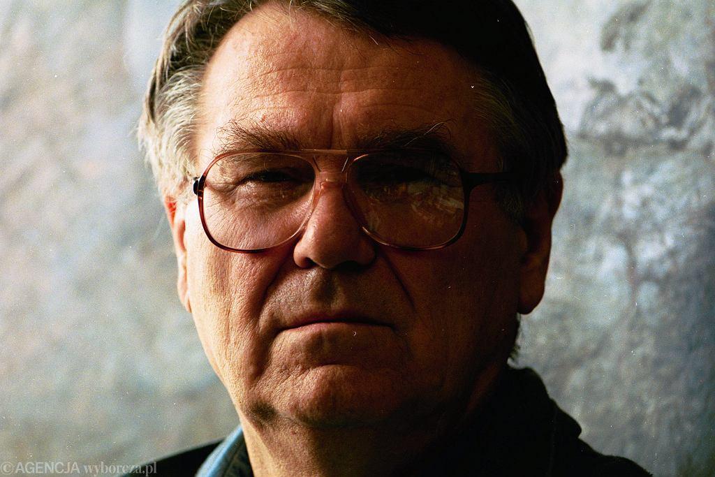 Zdzisław Beksiński, rok 1996