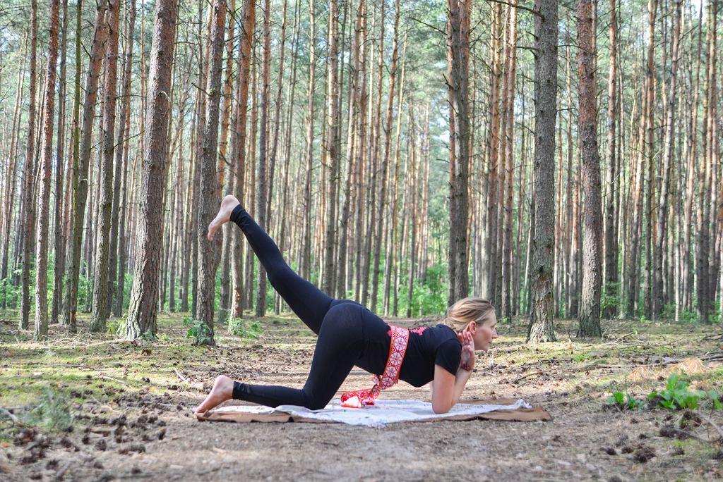 Kornelia Kwajzer: certyfikowana instruktorka gimnastyki słowiańskiej dla kobiet, która jest formą pracy z emocjami za pomocą ciała