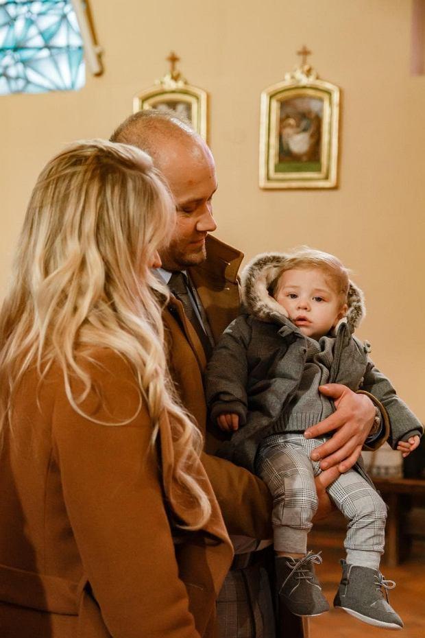 Anita i Adrian ze 'Ślubu od pierwszego wejrzenia' ochrzcili syna