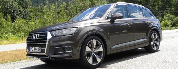 Audi Q7 | Podróż po Kanadzie | Dzień 1