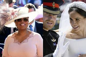 Oprah, Meghan Markle, książę Harry