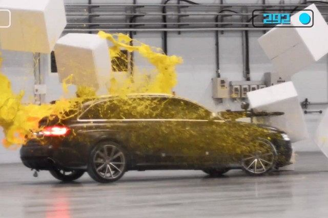 Audi RS4 - Paintball