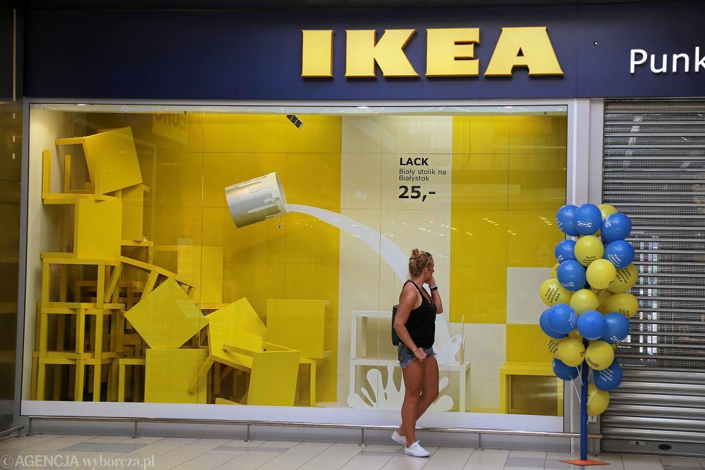 Ikea - zdjęcie ilustracyjne