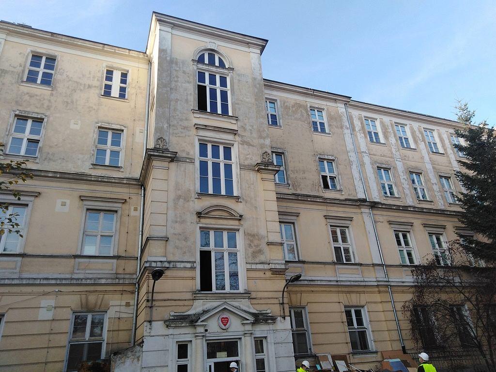 Remont w Szpitalu Praskim