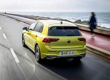 Volkswagen Golf 8 z 1.0 TSI - ceny w Polsce. 75 490 zł za wersję 90 KM, ale na razie jest taniej