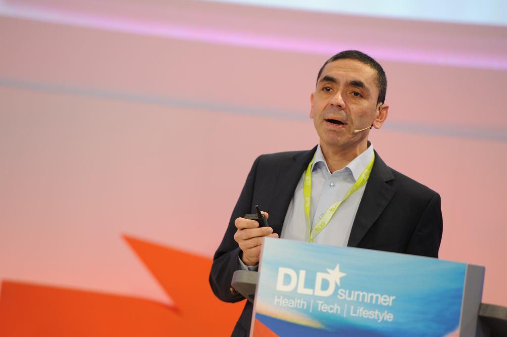 Ugur Sahin, założyciel BioNTech