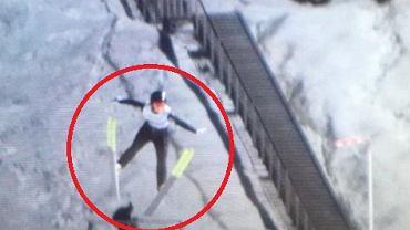 Węgierska skoczkini upadła na treningu przed zawodami w Lillehammer
