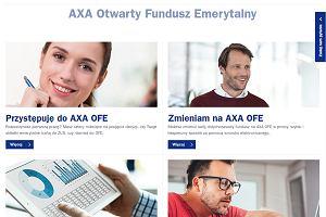 Tanie i uczciwe oszczędzanie na emeryturę? Nowy produkt AXA zaskakuje