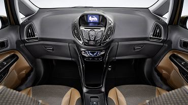 Czy tak może wyglądać samochód bez kierownicy stworzony przez Forda?
