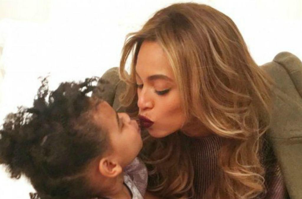 Blue Ivy, Beyonce