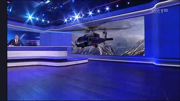 Pierwsze wydanie 'Wiadomości' TVP w nowej oprawie graficznej