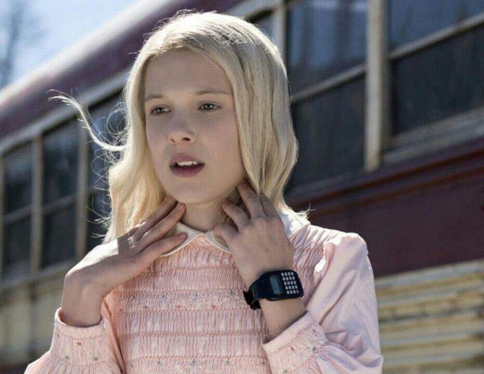 Zegarek Casio w serialu Stranger Things