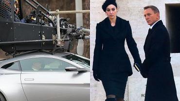 Monica Bellucci i Daniel Craig, James Bond Spectre