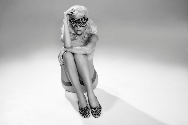 Seksowna bielizna Charlotte Olympia dla marki Agent Provocateur