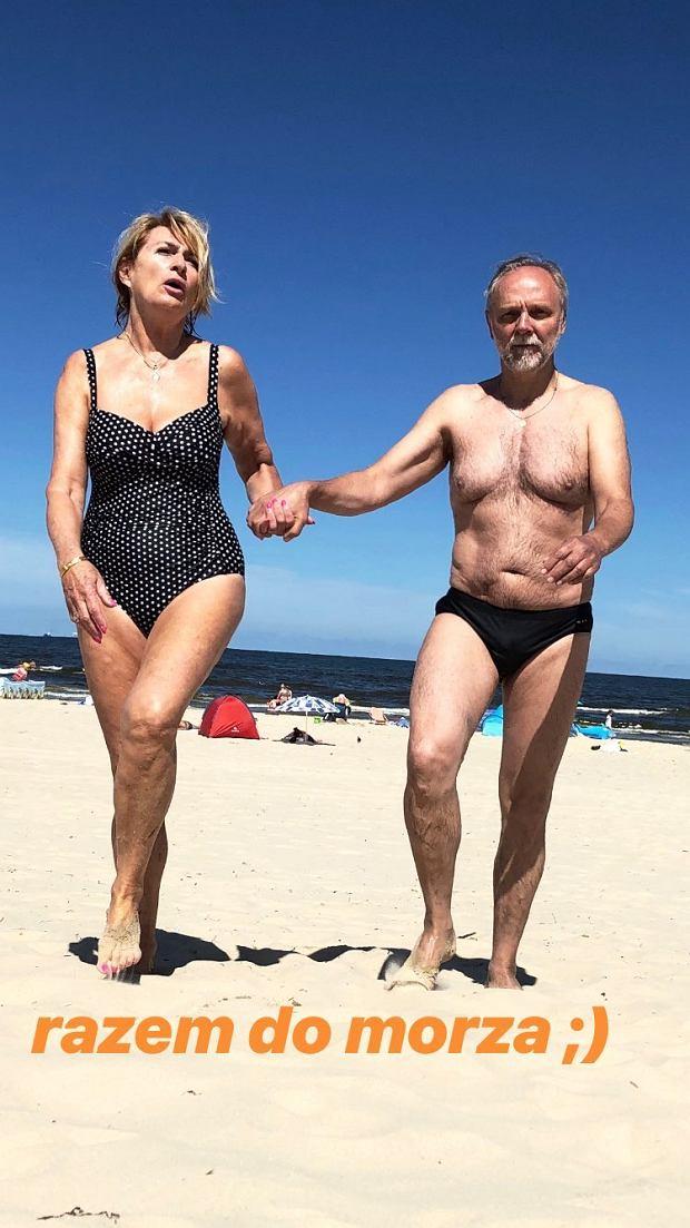 Rodzice Anji Rubik