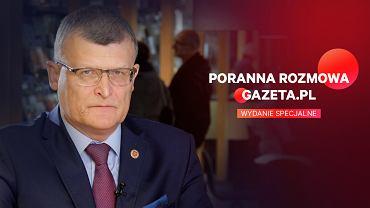 Doktor Paweł Grzesiowski w Porannej Rozmowie Gazeta.pl