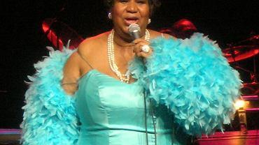 Aretha Franklin śmiertelnie chora