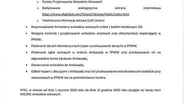 'Niefortunne' referencje od Ambasady RP w Kijowie