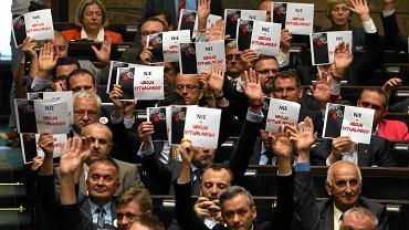 Ruch Palikota w czasie debaty o uboju rytualnym