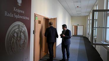 Krajowa Rada Sądownictwa wybrała 12 kandydatów do Izby Dyscyplinarnej SN