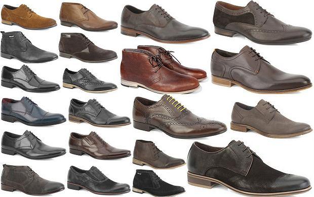 style mody świetne oferty nowy styl życia Męskie buty do pracy - ponad 100 propozycji!