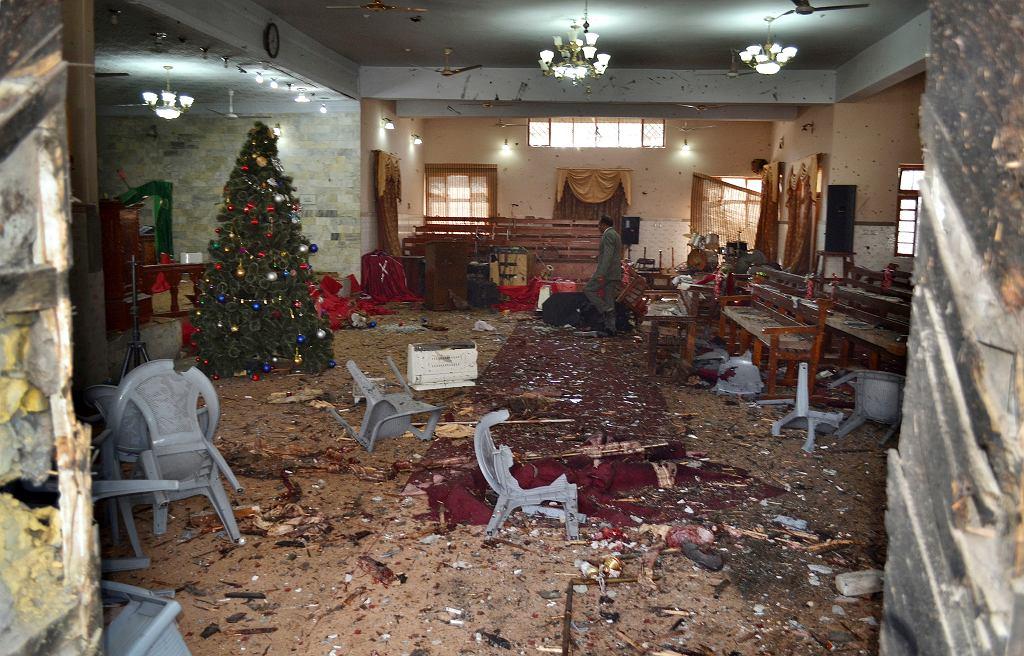 Pakistan (Kweta): Zamach na kościół metodystyczny