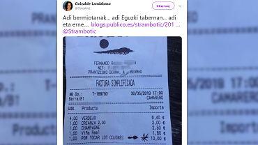 Kelnerka policzyła klientowi dodatkową opłatę za jego irytujące zachowanie