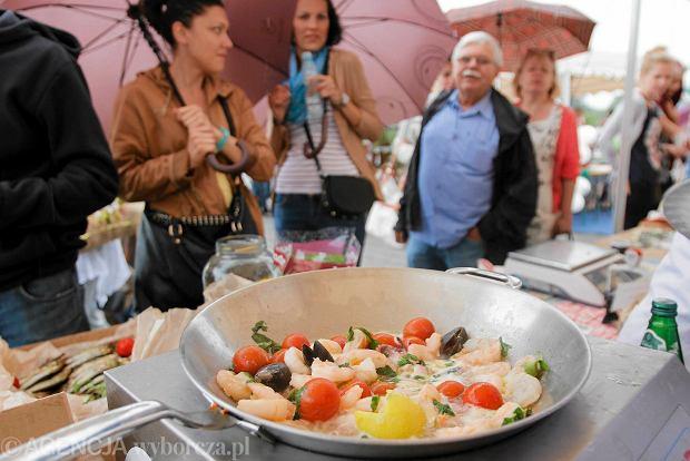 28.06.2014 Sopot , gotowaie na Molo w Sopocie fot. Rafal Malko/Agencja Gazeta