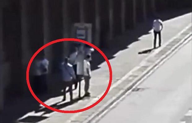 Policja szuka świadków tej sytuacji