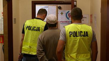 Poszukiwany listem gończy zatrzymany w metrze