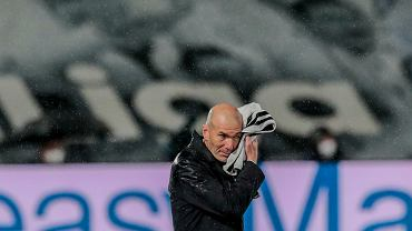 Zinedine Zidane przekazał wiadomość piłkarzom Realu Madryt: To koniec!