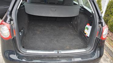 Bagażnik auta (zdj. ilustracyjne)